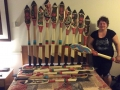 Native Art for sale at the Kyuquot Store